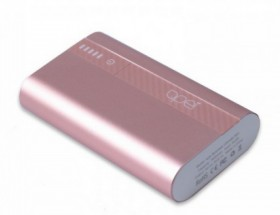 Powerbank Apei Business Ultimate Mini 7800mAh, ružová