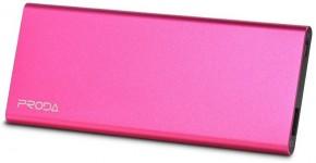 Powerbank Remax V08, ružová