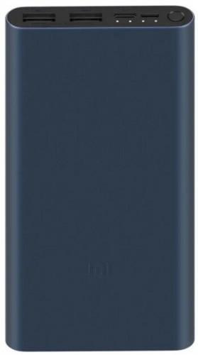 Powerbank Xiaomi Mi Fast Charge 3 18W, 10000mAh, čierna