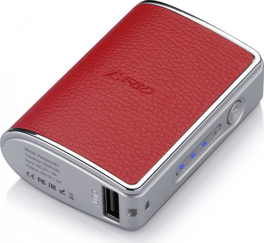 Powerbanka Fenda FampD Pandora M1 red