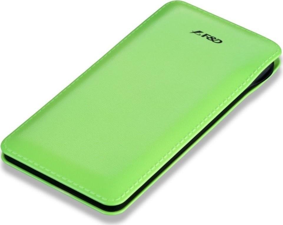 Powerbanka Fenda FampD Slice T2 green