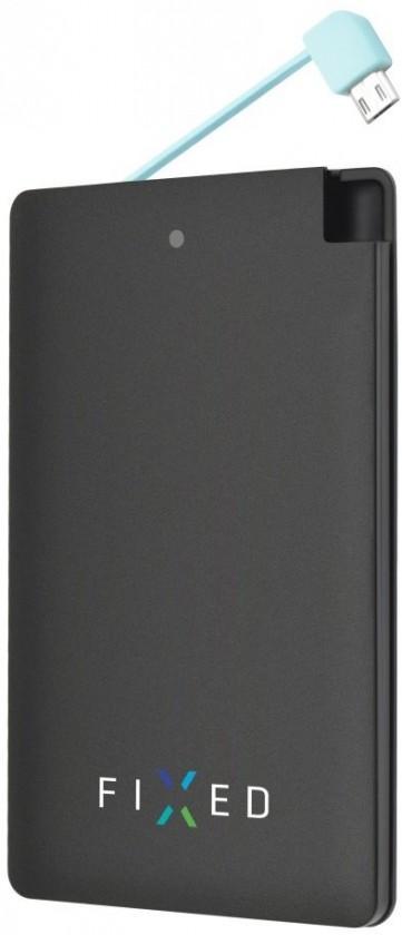 Powerbanka Fixed FIXPB-4000-BK