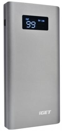 Powerbanka iGET POWER B-10000G POŠKODENÝ OBAL