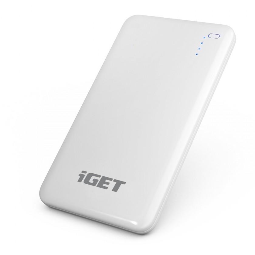 Powerbanka iGET Power B-8000