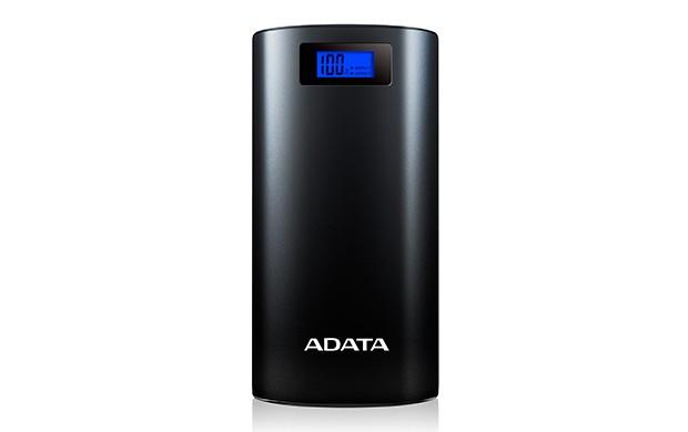 Powerbanka Powerbank ADATA AP 20000mAh, čierna