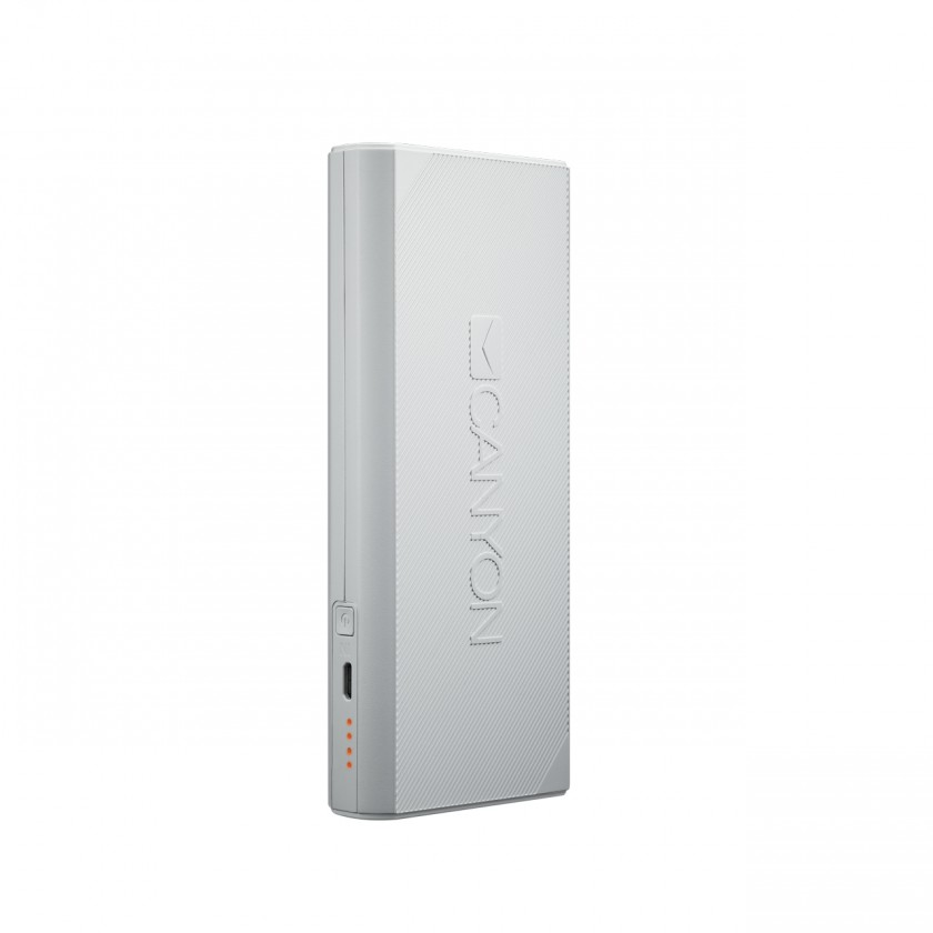 Powerbanka Powerbank CANYON 13000mAh, biela