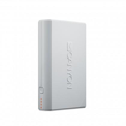 Powerbanka Powerbank Canyon 7800mAh, 2xUSB 2,4A, Smart IC, biela