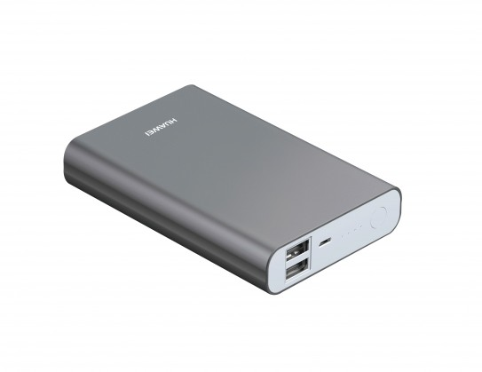 Powerbanka Powerbank Huawei 13000mAh, šedá