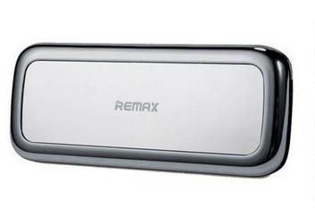 Powerbanka Powerbank Remax MIRROR 10000mAh so zrkadielkom, strieborná