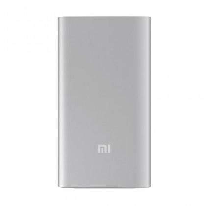 Powerbanka Powerbank Xiaomi 5000mAh, strieborná