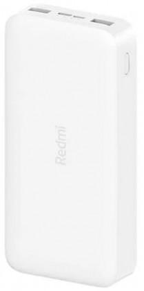 Powerbanka Powerbank Xiaomi Redmi Fast Charge 18W, 20000mAh, biela
