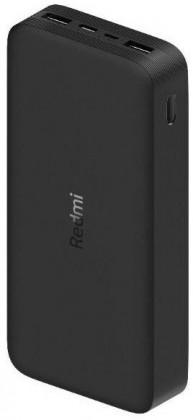 Powerbanka Powerbank Xiaomi Redmi Fast Charge 18W, 20000mAh, čierna