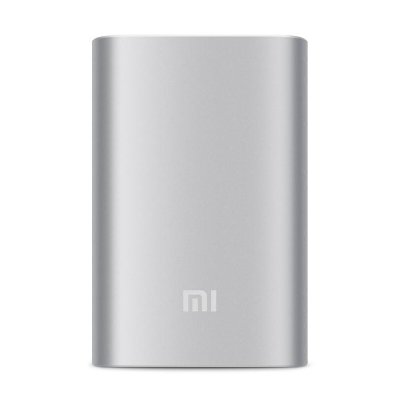 Powerbanka Powerbanka Xiaomi 10000mAh, strieborná