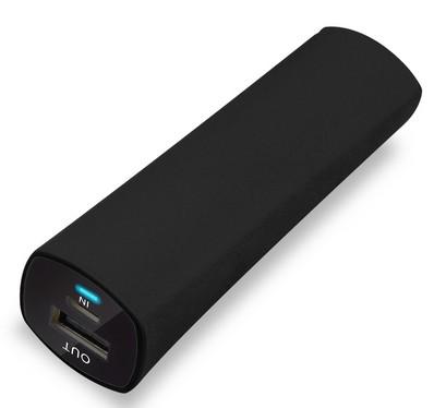 Powerbanka Powerseed PS-2400E černá (PS-2400b) ROZBALENO