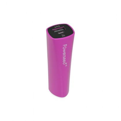 Powerbanka Powerseed PS-2400E fialová (PS-2400p)