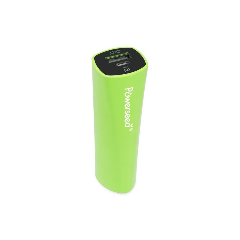 Powerbanka Powerseed PS-2400E zelená (PS-2400g)