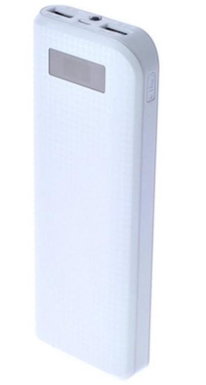 Powerbanka REMAX PowerBank 20 000 mAh, biela farba