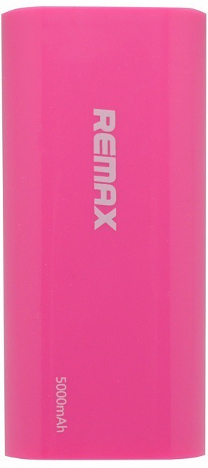 Powerbanka REMAX PowerBank 5 000 mAh plastic ROSE