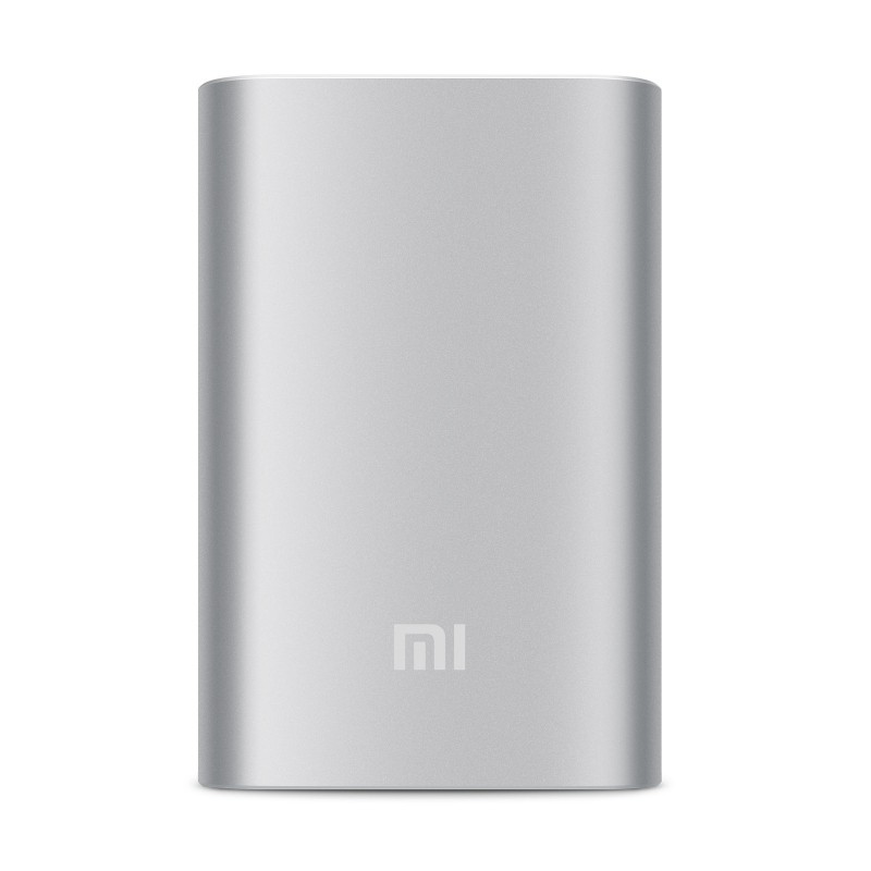 Powerbanka Xiaomi Power Bank 10000 mAhSilver