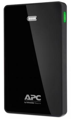 Powerbanky APC Mobile Power Pack, 10000mAh Li-polymer, čierna (M10BK-EC)