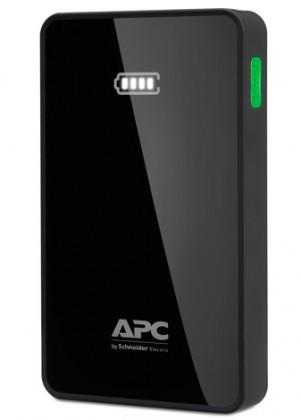 Powerbanky APC Mobile Power Pack, 5000 černý (M5BK-EC)