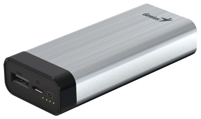 Powerbanky Genius ECO-u527 Silver