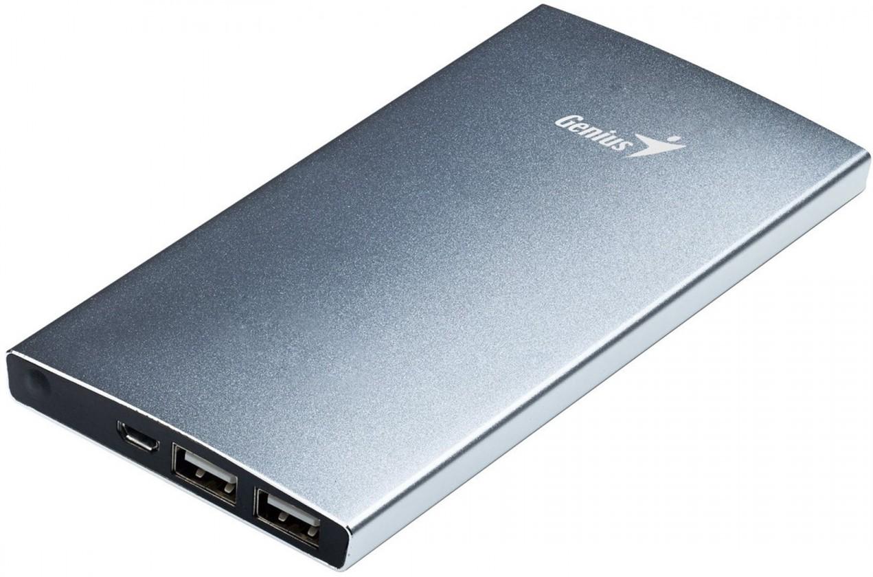 Powerbanky Genius ECO-u828 Silver