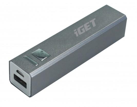 Powerbanky iGET Power B-2600