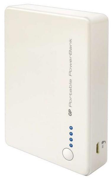 Powerbanky Powerbank GP 8400 mAh biely
