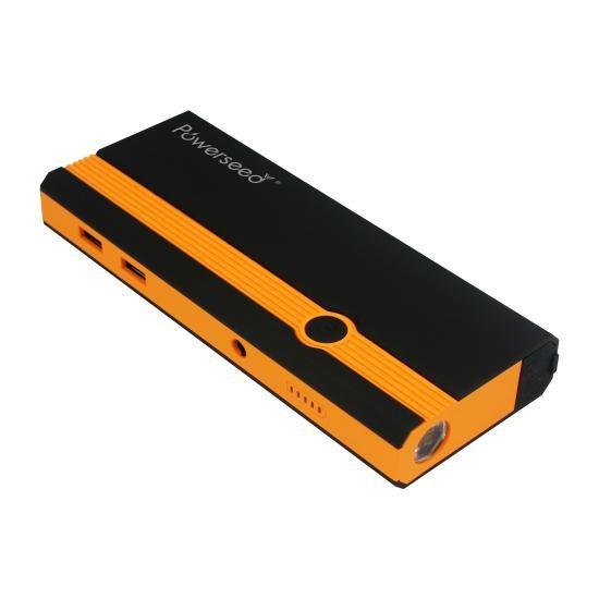 Powerbanky Powerseed PS-8000 Buffalo Car Jump Starter black/orange