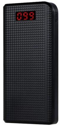 Powerbanky REMAX PowerBank 30 000 mAh, černá barva ROZBALENÉ