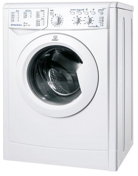 Práčka predom plnená Indesit IWSNC 51051X9 EU M