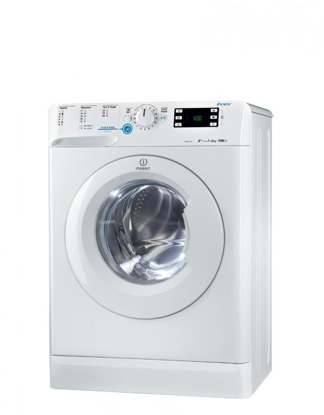 Práčka predom plnená Indesit XWSE 61052 W EU