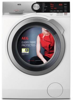 Práčka predom plnená Práčka s predným plnením AEG L8FBE48SI, A+++, 8kg