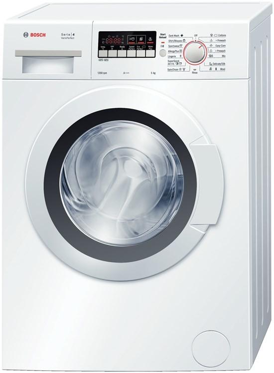 Práčka predom plnená Práčka s predným plnením Bosch WLG 24260BY, A+++, 5 kg