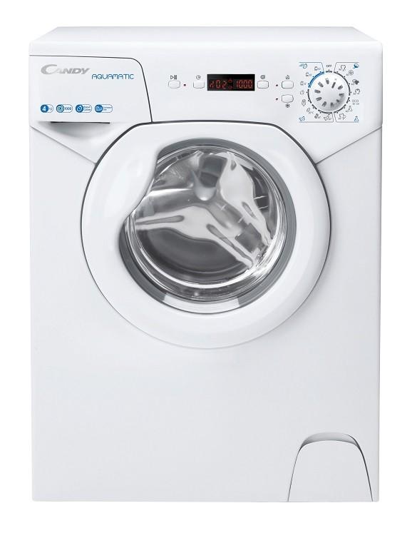 Práčka predom plnená Práčka s predným plnením Candy AQUA 1042DE/2-S, A+, 4kg