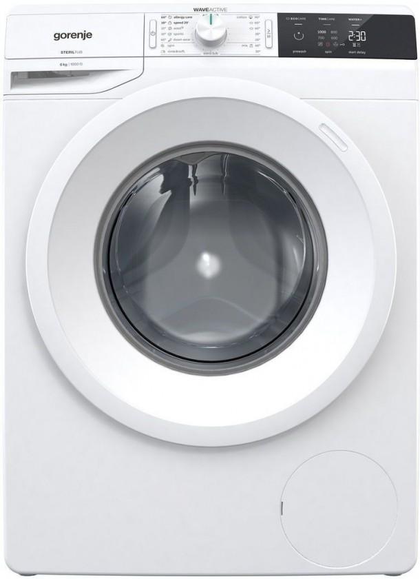 Práčka predom plnená Práčka s predným plnením Gorenje WE60S3, A+++, 6 kg