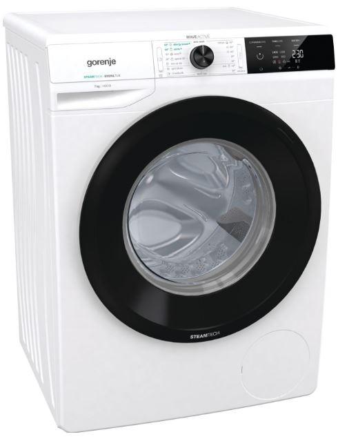 Práčka predom plnená Práčka s predným plnením Gorenje WE74CPS, A+++, 7kg