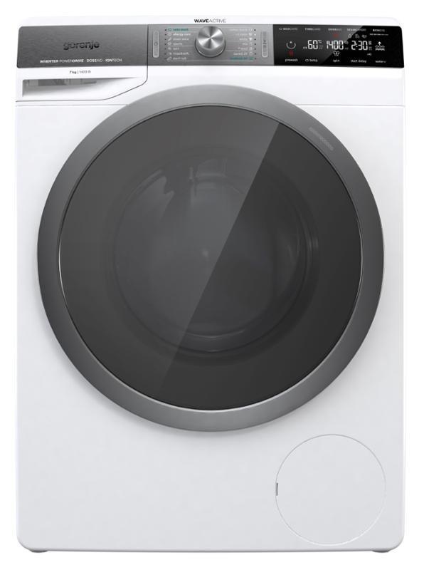 Práčka predom plnená Práčka s predným plnením Gorenje WS 74S4N, A+++, 7 kg