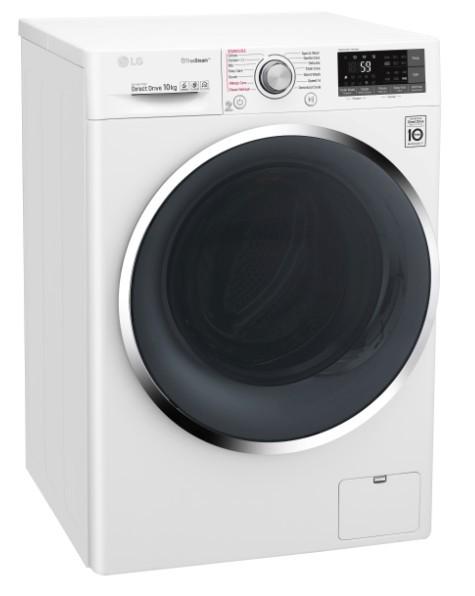 Práčka predom plnená Práčka s predným plnením LG F104J8JS2W, A+++-40%, 10 kg