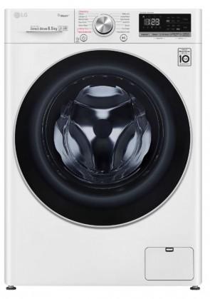 Práčka predom plnená Práčka s predným plnením LG F2WN5S6S1, 6,5kg, pára, slim
