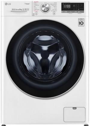 Práčka predom plnená Práčka s predným plnením LG F4WV708P1, A+++, 8 kg