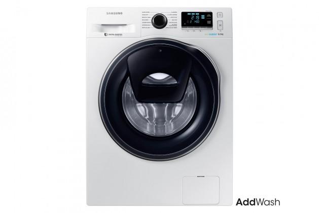Práčka predom plnená Práčka s predným plnením Samsung WW80K6414QW, A+++, 8kg