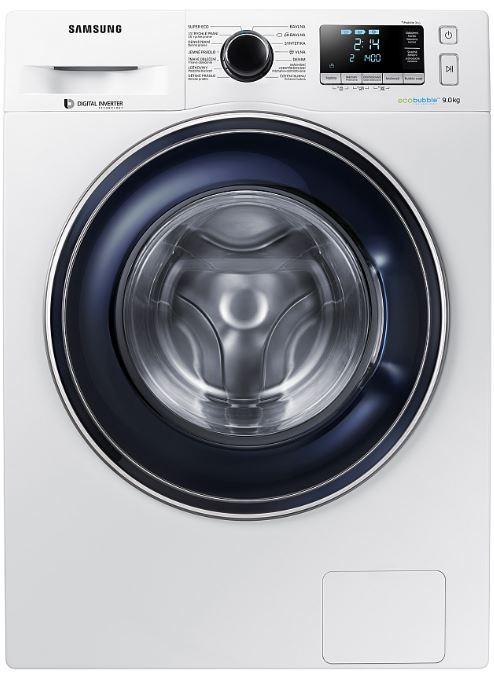 Práčka predom plnená Práčka s predným plnením Samsung WW90J5446FW, A+++, 9kg