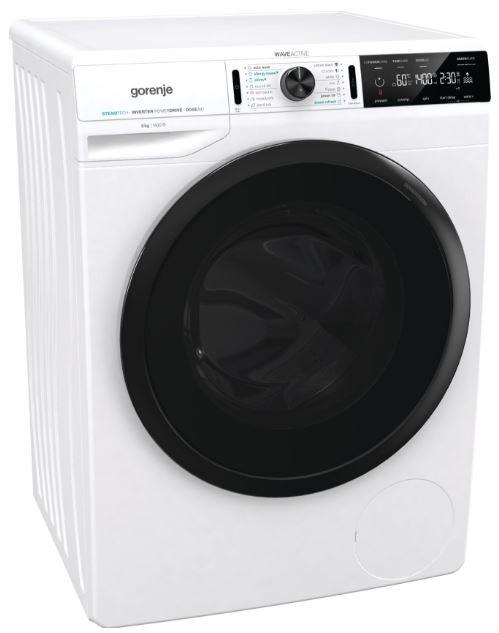 Práčka predom plnená Práčka spredu plnená Gorenje WA84CS, 8kg, A+++