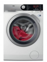 Práčka s predním plnením AEG L7FEE68SC, A+++,8 kg + rok pranie zadarmo