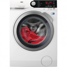 Práčka s predným plnením AEG ProSteam L7FBE68SC, A+++-30%, 8 kg + rok pranie zadarmo