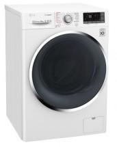 Práčka s predným plnením LG F104J8JS2W, A+++-40%, 10 kg