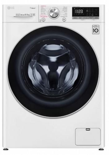 Práčka s predným plnením LG F2WN5S6S1, A+++, 6,5 kg, para, slim