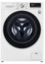 Práčka s predným plnením LG F2WN5S6S1, A+++, 6,5 kg, para, slim + rok pranie zadarmo